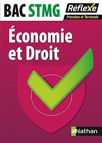 Economie et Droit - 1re et Terminale STMG