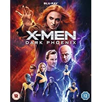 X-Men: Dark Phoenix BD