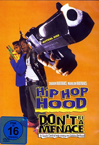 HIP HOP HOOD - Don´t Be a Menace...