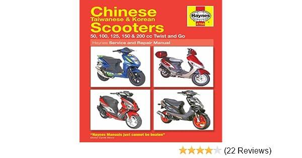 49cc chinese scooter repair manual