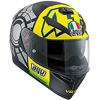 agv Casque Moto K de 3SV e2205Top, Test d'hiver 2012Taille S