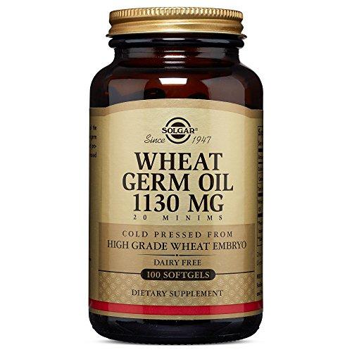 Solgar Aceite Germen Trigo - 100 Cápsulas