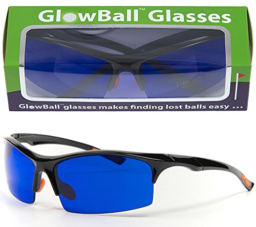 glowball golf ball finder glasses
