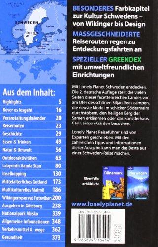 Lonely Planet Reiseführer Schweden: Alle Infos bei Amazon