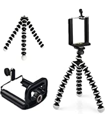 AEYLIGHT Flexible Gorilla Tripod Stand or Mobile Phones and Camera's(No DSLR) (10 inch Gorilla Tripod)