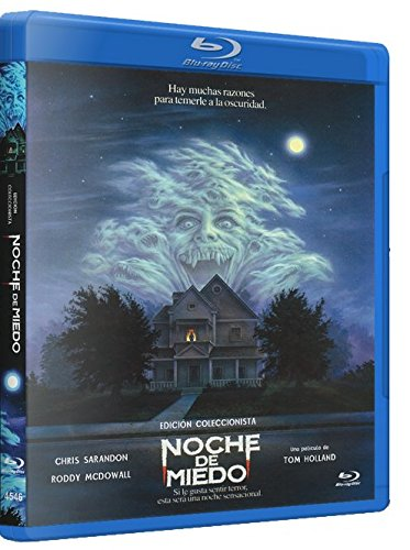 Noche de Miedo 1985 Fright Night [Non-usa Format: Pal -Import- Spain ]