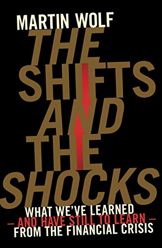 The Shifts and the Shocks Cover Image