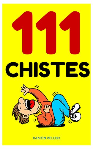111 Chistes (Spanish Edition)