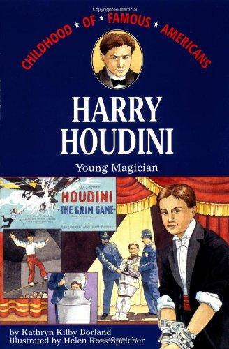 Magician (Childhood of Famous Americans) (Kinder-kunst-speicher)