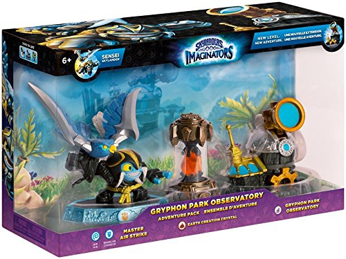 Skylanders Imaginators - Adventure Pack (Air Strike, Earth, Observatory)