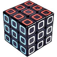 Cubo Rubik 3X3X3, Daxin Cubo MáGico Puzzle Cubo Velocidad Suave Entrenamiento Cerebral De Juguete Para NiñOs