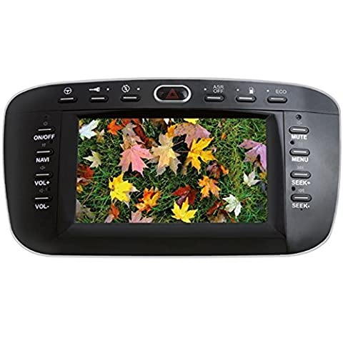 "Phonocar VM095 Fiat Punto/Punto Evo Media Station 6,2"" TFT-LCD Navigation DVD Receiver panel 6,2"""
