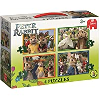 Peter Rabbit 19476 4in1 Jigsaw Puzzle Box Set
