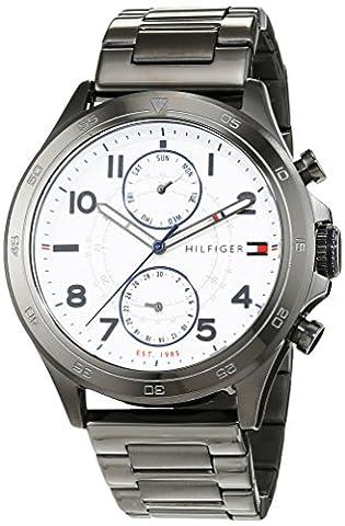 Tommy Hilfiger Herren-Armbanduhr 1791341