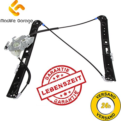 Madlife Garage 51337020660 Elektrisch Fensterheber 4-Türer ohne Motor Reparatursatz Vorne Rechts