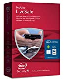 McAfee LiveSafe 2016 Unlimited Devices (standalone) (Code in a Box) [import allemand]