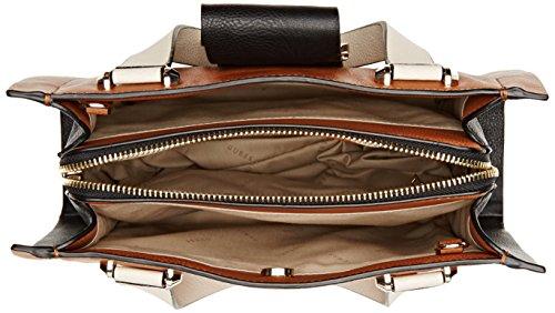 Guess Hwvg6784060, Borsa a Mano Donna, 13 x 22.5 x 28.5 cm (W x H x L) Marrone (Cognac Multi)