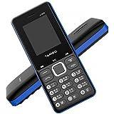 "Tambo A1800 Dual SIM Mobile Phone, GSM+GSM 1.8""(Black Blue)"