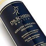 1 x Dr. Schedu Berlin Keratin Kollagen Totes Meer Shampoo 200 ml 100% silikonfrei, 100% parabenfrei & 100% tierversuchefrei, mit natürlichem Duft - 4