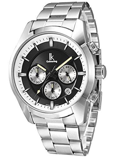alienwork-montre-quartz-multifonction-quartz-vintage-sport-metal-noir-argent-k008ga-07