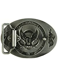 MagiDeal Western Cowboy Boucle De Ceinture en Alliage pour Homme Accessories 45882ff67cb