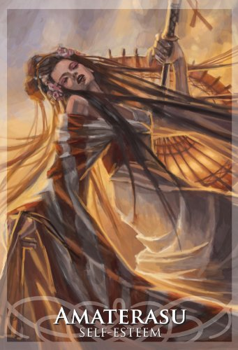 Goddesses & Sirens Oracle: Book & Oracle Set