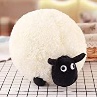 Etbotu Cute Cartoon Sheep Plush Toys,Soft Comfortable Cushion Pillow,Home Decoration