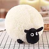 Etbotu Cute Cartoon Sheep Plush Toys,Soft Comfortable Cushion Pillow,Home Decoration