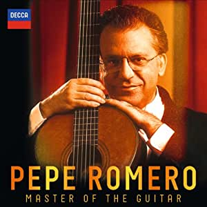 Pepe Romero - Master of the Guitar (Limited Edition)