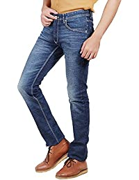 Numero Uno Blue Low Rise Slim Fit Jeans(Morice Fit) - B06XRDGBLJ