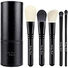 Make up Brush Set with Black Travel Case by Richy-Rich Collection