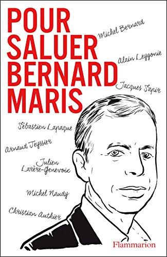 Pour saluer Bernard Maris