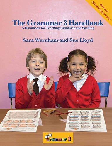 The grammar handbook. Per la Scuola elementare: 3 (Jolly Phonics)