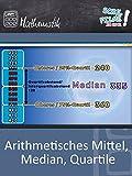 Arithmetisches Mittel, Median, Quartile - Schulfilm Mathematik