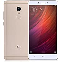 Xiaomi Redmi Note 4 Smartphone 5,5'' 4G 32 GB  Doble Sim, Con Google Play [Version Europea] Oro