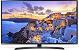 LG 49 UJ635V TV - 123 cm (4K UHD, Smart TV, PQI 1600, Triple Tuner, HDMI, USB, WLAN)