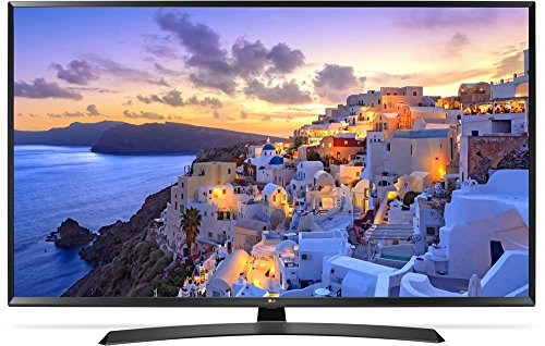 LG 49UJ635V 123 cm (49 Zoll) Fernseher (Ultra HD, Triple Tuner, Active HDR, Smart TV) Rf-video-sender