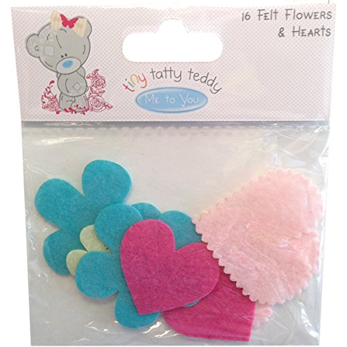 tiny-tatty-teddy-laser-cut-felt-flowers-hearts-16-pkg-girl