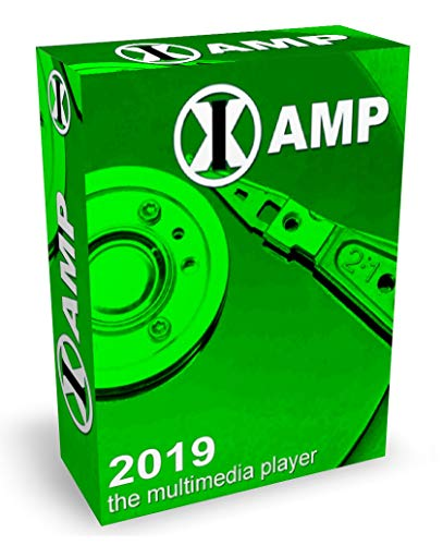 1X-AMP – Audioplayer (2019er Version) Virtuelle Stereoanlage, Virtuelle Hifianlage, Jukebox und Audio Player Windows
