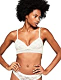 Iris & Lilly Damen Bralette Soft Lace Beige Large