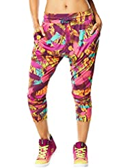 Zumba Fitness So Samba Harem Dance Pantalon Femme