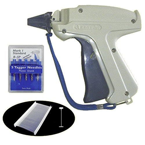 Etichettatura freccia pistola 9S + 5 Aghi ricambio + 5000 Graffette