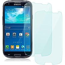Samsung Galaxy S3 Neo / S3 Displayschutzfolie 2x Schutzfolie matt Panzerfolie Folie Handyfolie