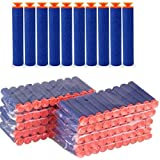 Inditradition Suction Toy Bullet Darts for Nerf N-Strike Elite Guns (Pack of 50)