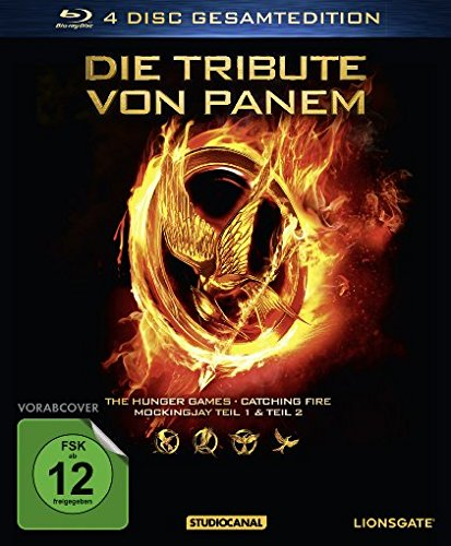Die Tribute von Panem - Gesamtedition [Blu-ray]
