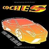 Coches libro para colorear: Autos de carreras, viejo contador de tiempo, SUV, pequeño coche, cabriolé, coche ideal (Para niños pequeños y adultos, Band 1)