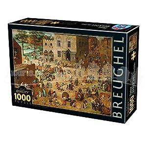 D-Toys 75857/BR 06 - Puzzle (1000 Piezas), diseño de Breughel el Elder Children