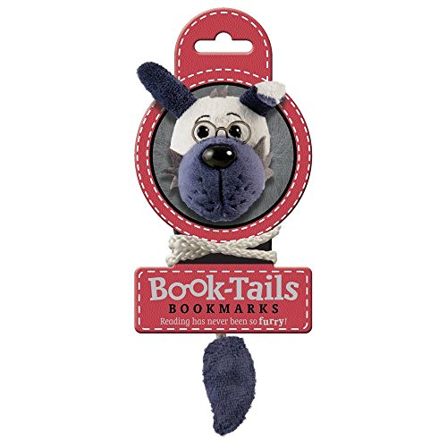 That Company Called If Book-Tails - Marcapáginas infantil, diseño perro
