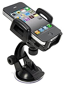 Car Mount IBRA® Windshield Car Mount Holder for iPhone 6 / 6 Plus 5 5C 5S 4S 4 3GS Samsung Galaxy S2 S3 S4 S5
