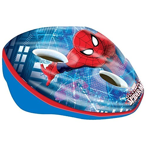 Maniatuning Marvel Spiderman Fahrradhelm